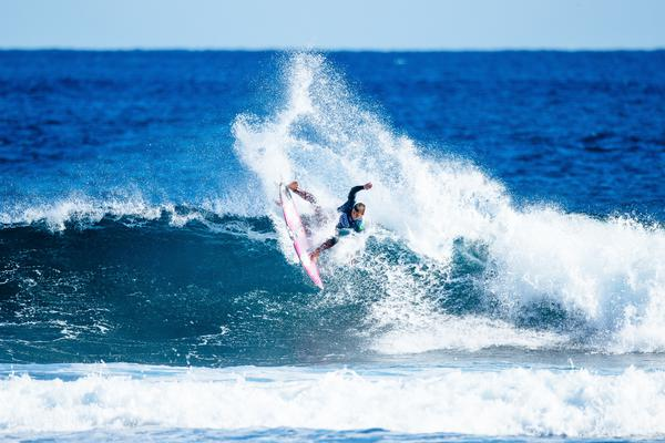 Peterson Crisanto (PR) (Matt Dunbar / WSL via Getty Images)