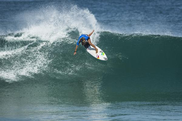 Tainá Hinckel (SC) (Poullenot / WSL via Getty Images)