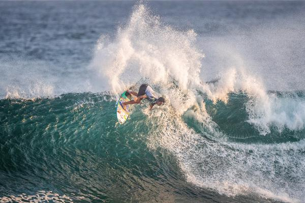 Gabriel Medina (SP) (Thiago Diz / WSL via Getty Images)