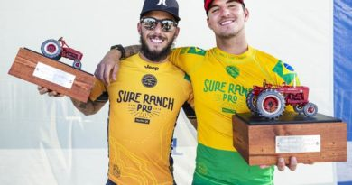 Filipe e Medina (Kelly Cestari / WSL via Getty Images)