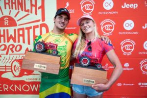 Campeões (Kelly Cestari / WSL via Getty Images)
