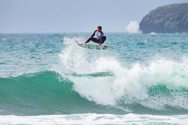 Peterson Crisanto-PR (Laurent Masurel / WSL via Getty Images)