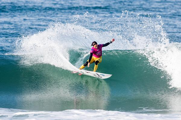 Sally Fitzgibbons-AUS (Damien Poullenot / WSL via Getty Images)