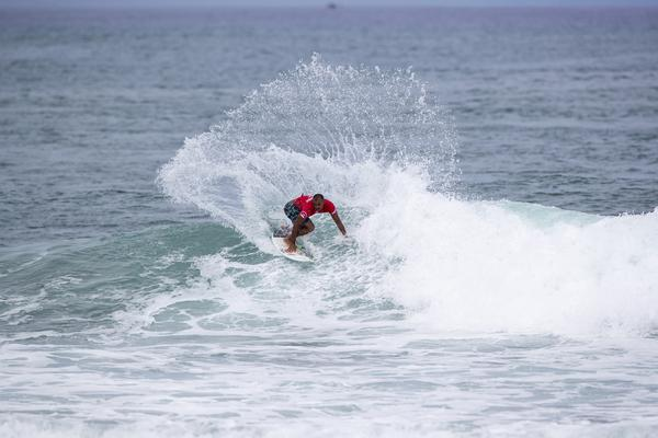 Weslley Dantas-SP (Tony Heff / WSL via Getty Images)