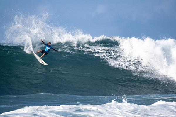 Beyrick De Vries-AFR (Keoki Saguibo / WSL via Getty Images)