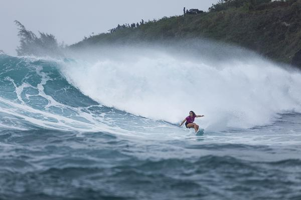 Caroline Marks-EUA (Kelly Cestari / WSL via Getty Images)